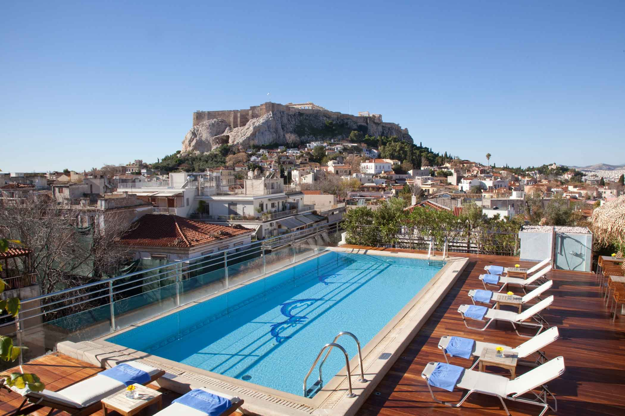 Star Hotels In Athens Greece